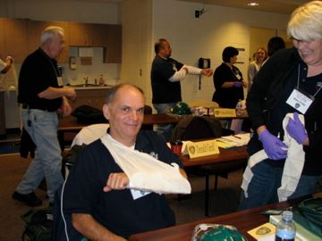 CERT First Aid Training