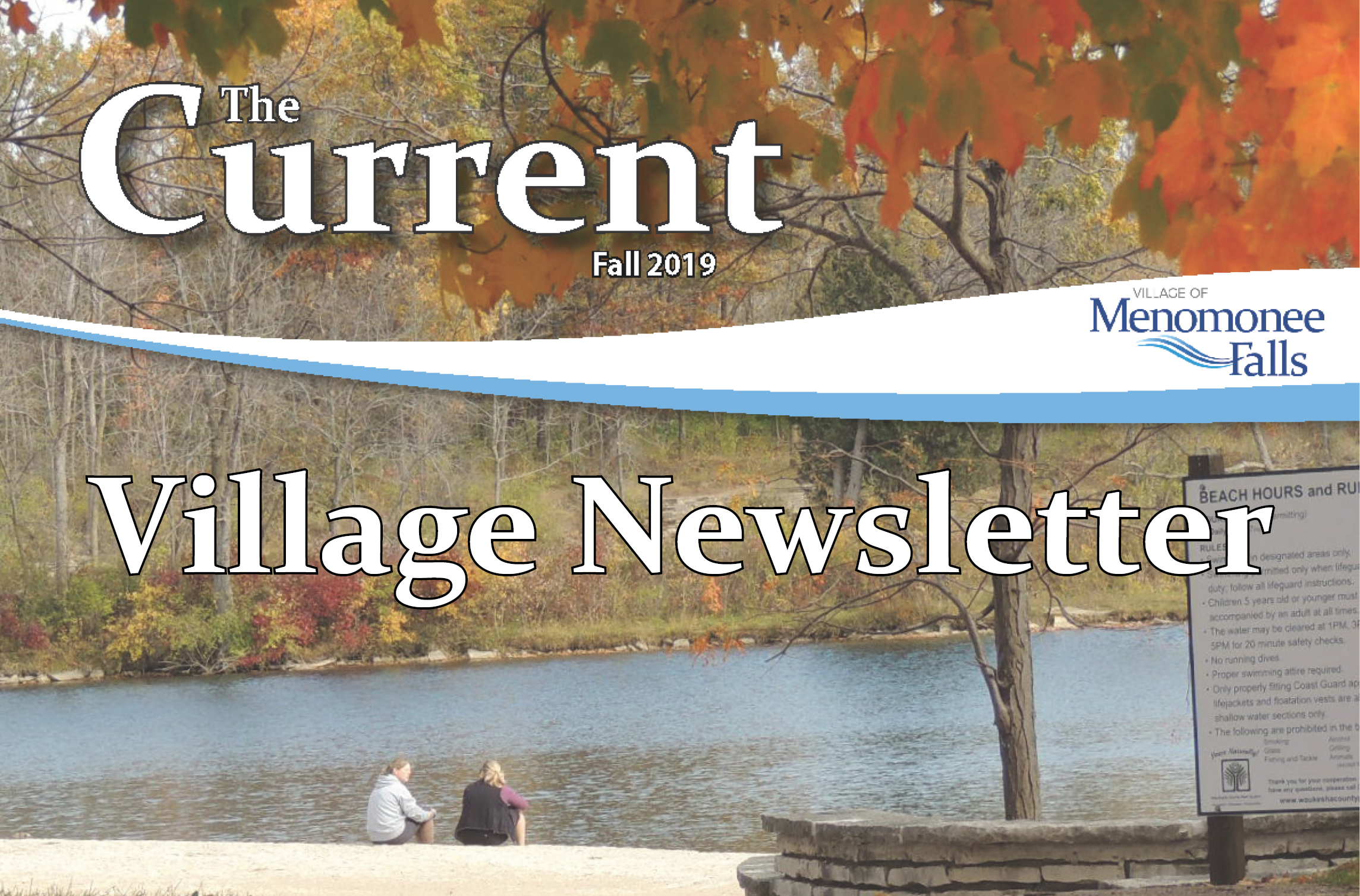 The Fall 2019 Current Newsletter Notify Me Image