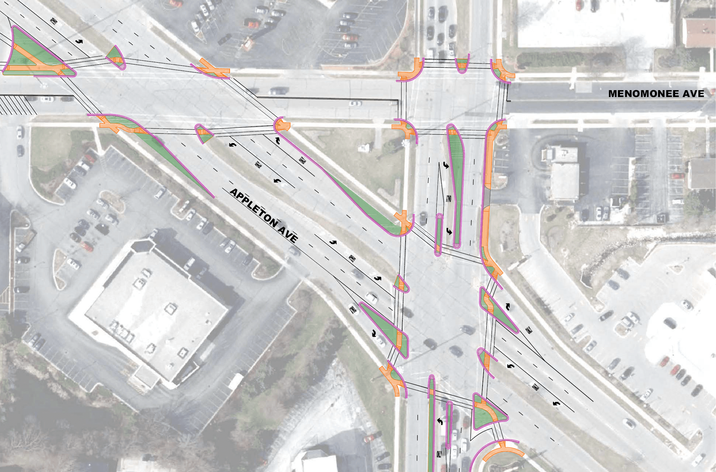 Appleton and Pilgrim Intersection Reconstruction Overview