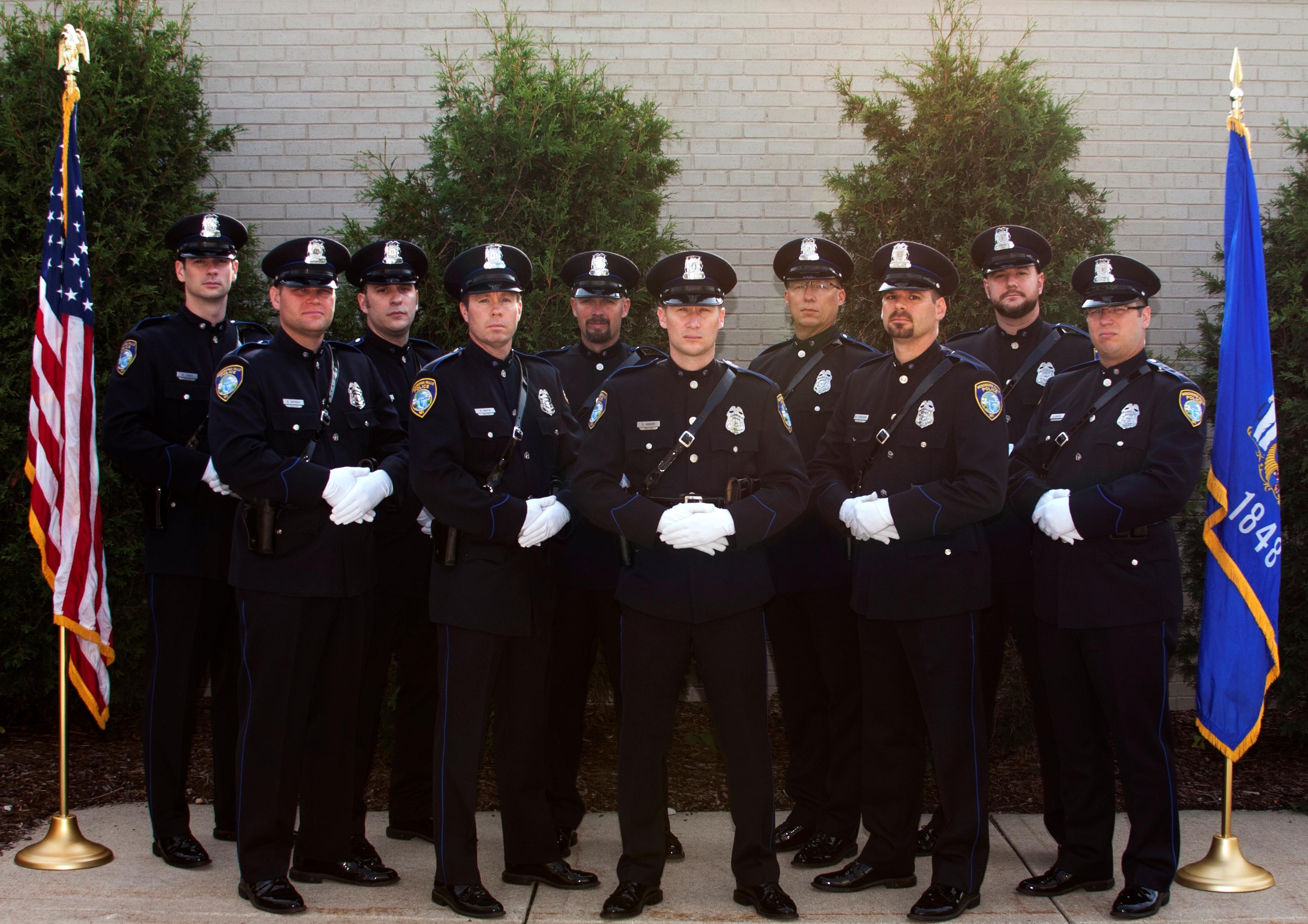 MFPD Honor Guard Unit