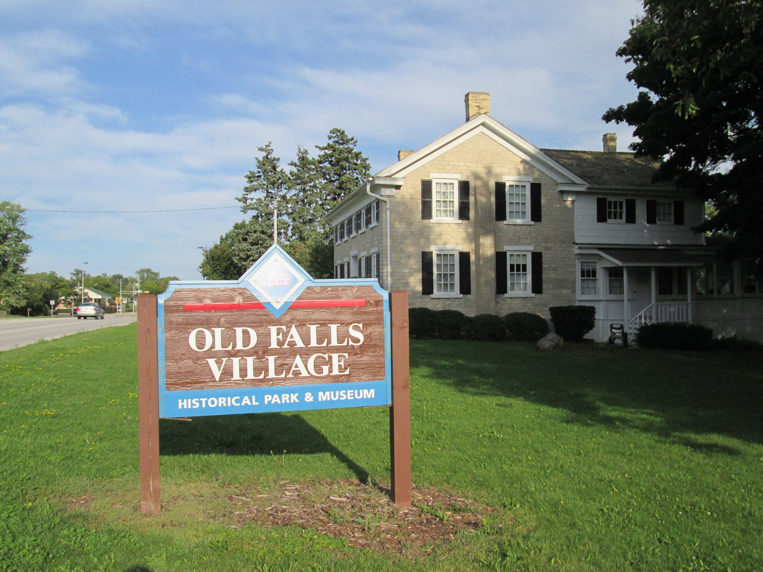 Old Falls Village Historical Park