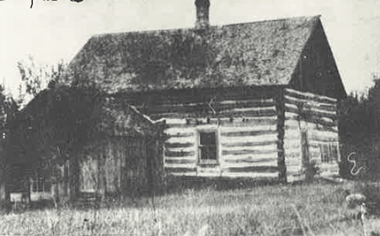 William Barnes Log House.png