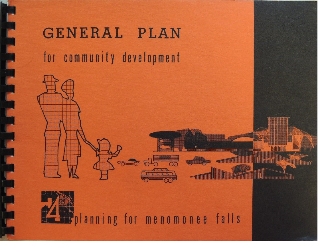 1960 General Plan Cover