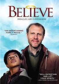Believe movie poster