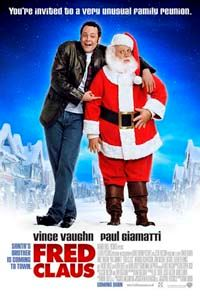 Fred Claus movie poster