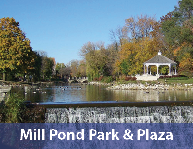 Mill Pond Park Plaza