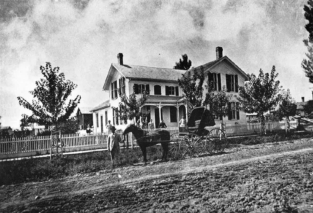 1890 Appleton Avenue Home