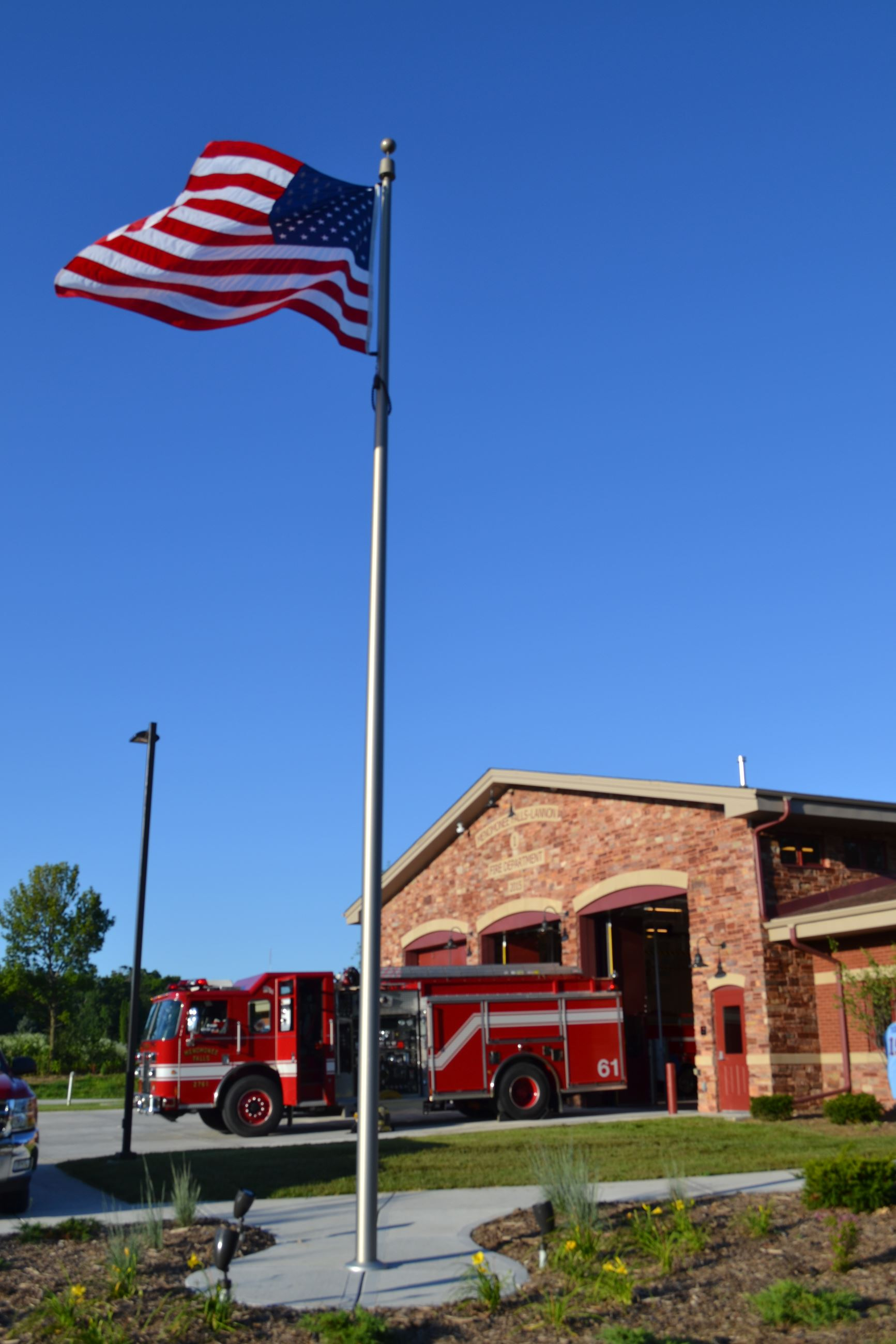 Fire Station 1 Opens in new window