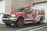 First Responder Unit Mini Pumper 2781