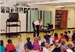 Bicycle safety class image