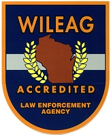 WILEAG Accredited Law Enforcment Agency Badge